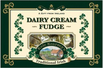 Kate Kearney's Traditional irish Dairy Cream FUDGE