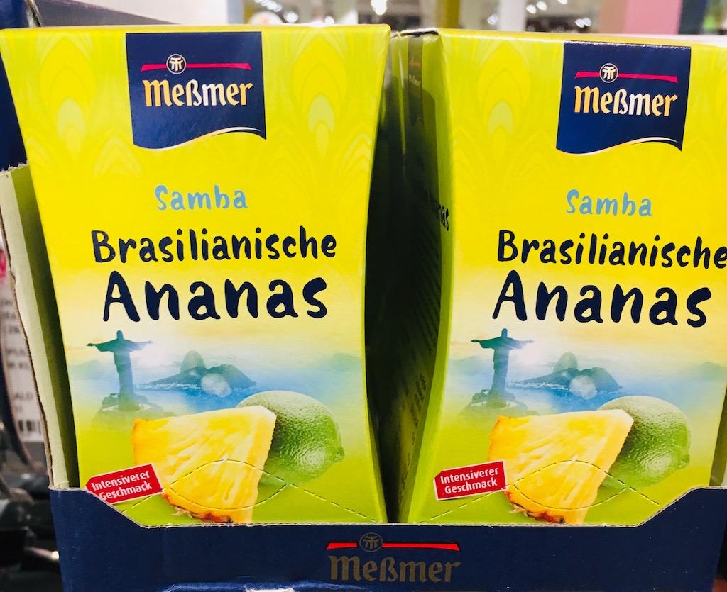 Meßmer Samba Ananas Tee