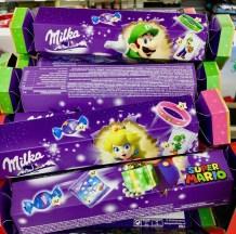 Milka Super Mario Knallbonbon