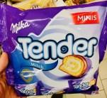 Milka Tender Minis Weichkuchen