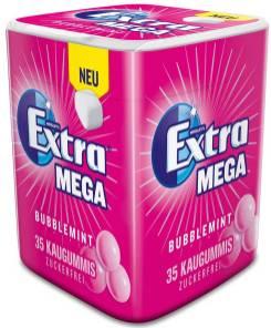 Wrigley Extra Mega Bubblemint 35 Stück