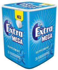 Wrigleys Extra Mega Peppermint 35 Stück