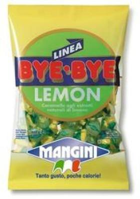 Mangimi Linea Bye Bye Lemon Zitronenbonbons