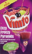 Vimeto Eispyramiden Kratzeis Fruchtmix