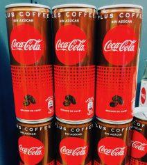 Coca Cola Coke Zero Kaffee Coffee Spanien
