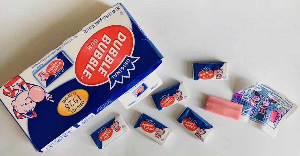 Concord Confections Tootsie Roll Dubble Bubble Gum