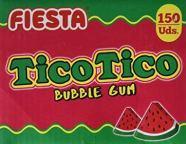 Fiesta Kaugummi TicTico Bubble Gum Sandia Wassermelone
