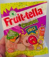 Perfetti van Melle Fruit-tella Ciucci Frizz Saure Schnuller Fruchtgummi