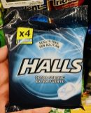 Halls Extra Strong Halsbonbons ohne zucker