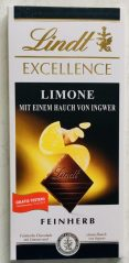 Lindt Excellence Feinherb Limone