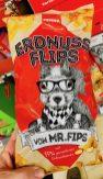 Penny Erdnussflips Mr Flips von XOX Eichhörnchen