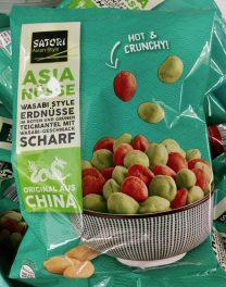 Satori Asian Style Asia Nüsse Scharf
