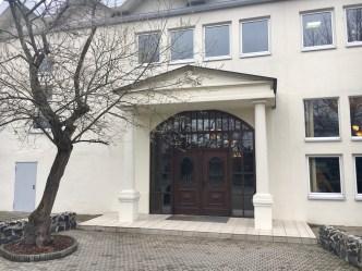 Schimmel-Bibliothek von außen Bell Flavors & Fragrances Militz-Leipzig