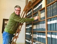 Schimmelbibliothek Leipzig-Miltitz Bell