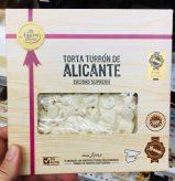 Torta Turron de Alicante Calidad Suprema