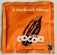 becks Cocoa Kakaospezialitäten A Chockwork Orange Fairtrade Trinkschokolade
