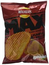 "Walkers Crisps Max, Geschmack ""Flaming Hot"""