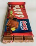 Cloetta Plopp Schokolade aus Schweden Goot+Blandat mit Fruchtgummi-Perlen