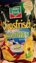 Funny-frisch Chipsfrisch Zaziki Style Chips-Wahl 2018 Gewinner