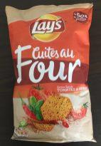 Lay's Cuites au Four Tomate+Kräuter Chips