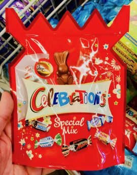 Mars Celebrations Special Mix Easter 2019