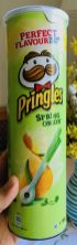 Pringles Spring Onion 190 Gramm