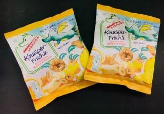 Tabaluga Knusperfrüchte Banane und Ananas