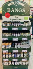 Bangs Bio-Ingwer-Shots Display