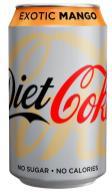 Diet Coke Exotic Mango