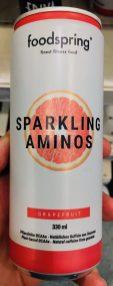 Foodspring Sparkling Aminos Grapefruit