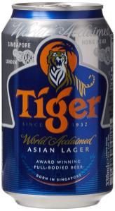 Tiger Asian Lager Bierdose