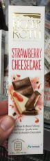 Aldi Moser-Roth Strawbery Cheesecake Riegel