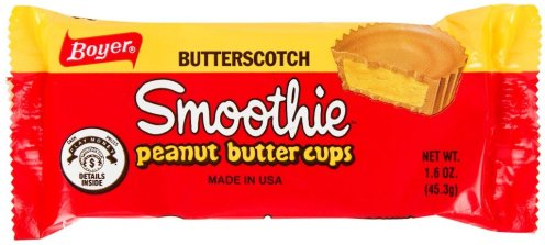 Boyer Butterscotch Smoothie peanut butter CupsUSA