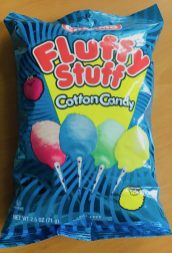 Charms Fluffy Stuff Cotton Candy 71 Gramm