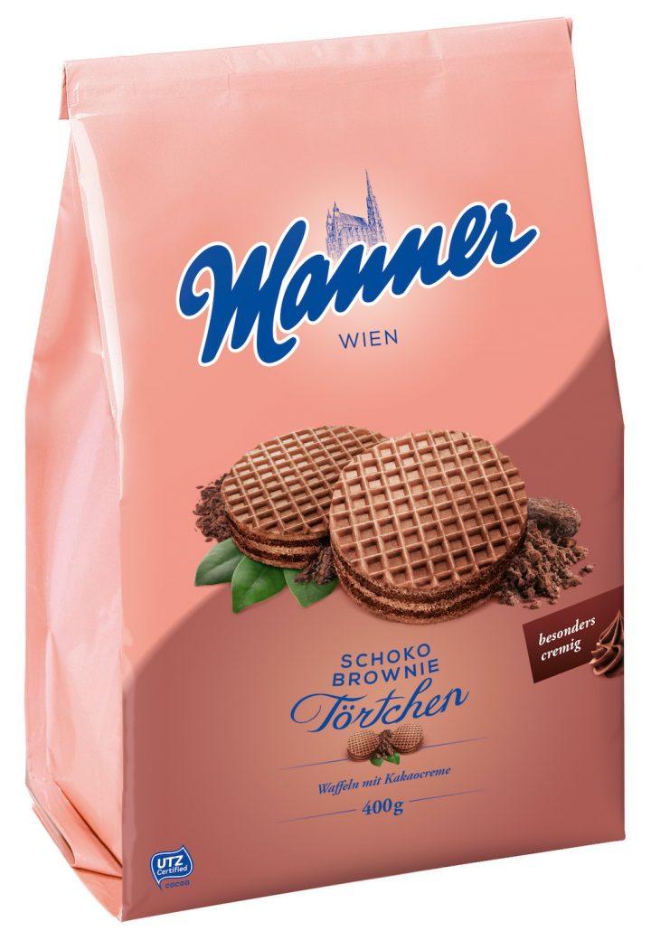 Manner Törtchen Schoko-Brownie