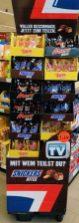 Mars Snickers Twix Display