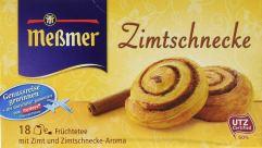 Meßmer Teebeutel Zimtschnecke-Geschmack