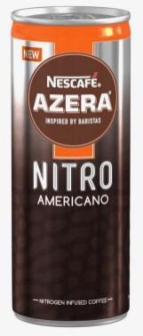 Nescafe Azera Nitro Americano Dose