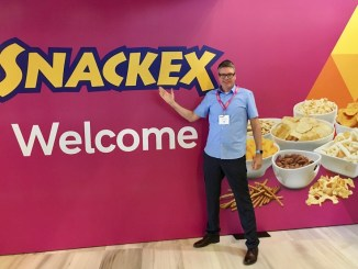 Oliver Numrich Snackex Barcelona 2019