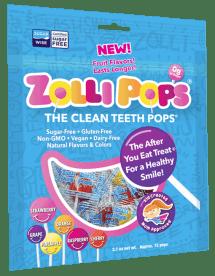 Zollipop The Clean Teeth Pops Tüte