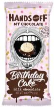 hands off my chocolate birthday cake 100g