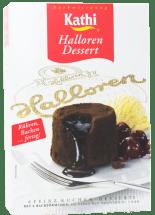 Originell und einfach toll: Eine Backmischung von Kathi mit Halloren-Lavacake-Geschmack!!!