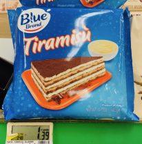 BlueBrand Tiramisu 400Gramm Haltbarkuchen