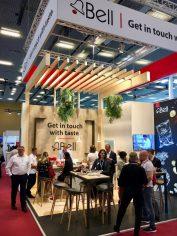 Der Aromenhersteller Bell aus Leipzig ist mit einem großen Eckstand auf der SNACKEX vertreten
