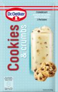 Dr. Oetker Cookies+Crumbs Dessertpulver