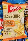 Kelly's Linsenchips Würzig mit Meersalz