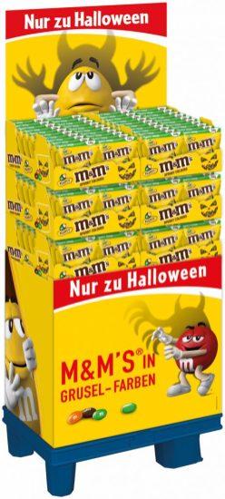 Mars M+M Halloween 2019