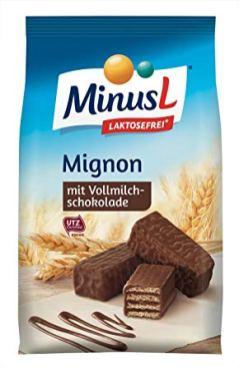 MinusL Mignon Vollkorn-Schokolade-UTZ