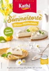 """Backmischung von Kathi """"Sommertorte Zitrone"""""""