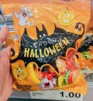 Aldi Choco Hallowen am 15-August 2019